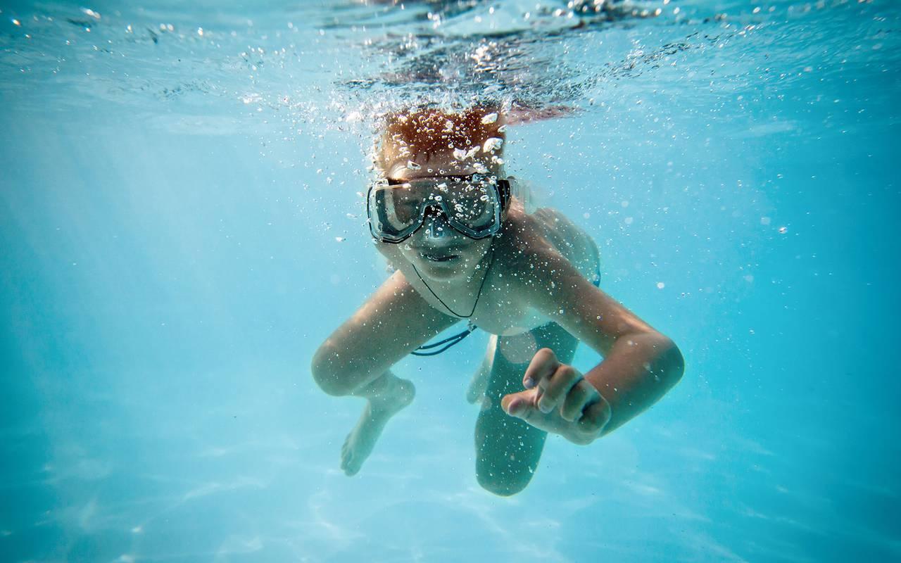 Water park, luxury stay in provence saint remy de provence, Le Vallon de Valrugues & Spa.