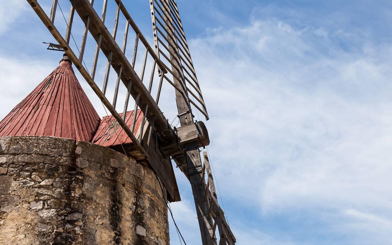 Windmill, luxury stay in provence saint rémy de provence, Le Vallon de Valrugues & Spa.