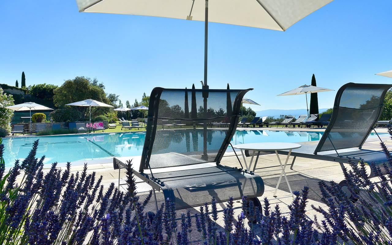 Hôtel de charme en Provence Les Bories