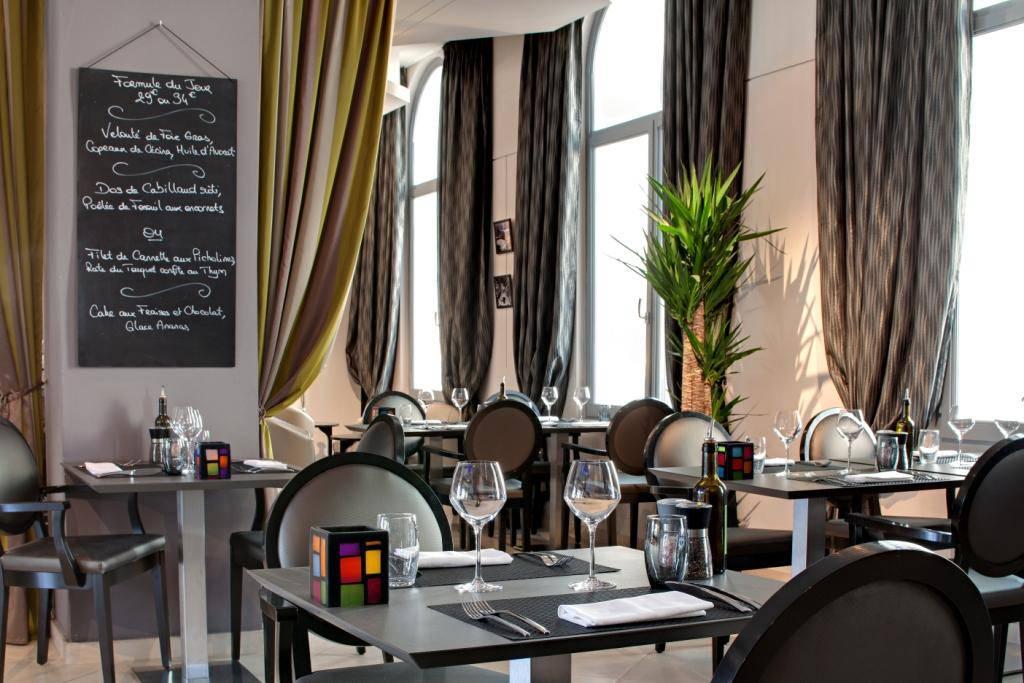 Gourmet restaurant, hotel restaurant saint remy de provence, Hôtel de L'Image.