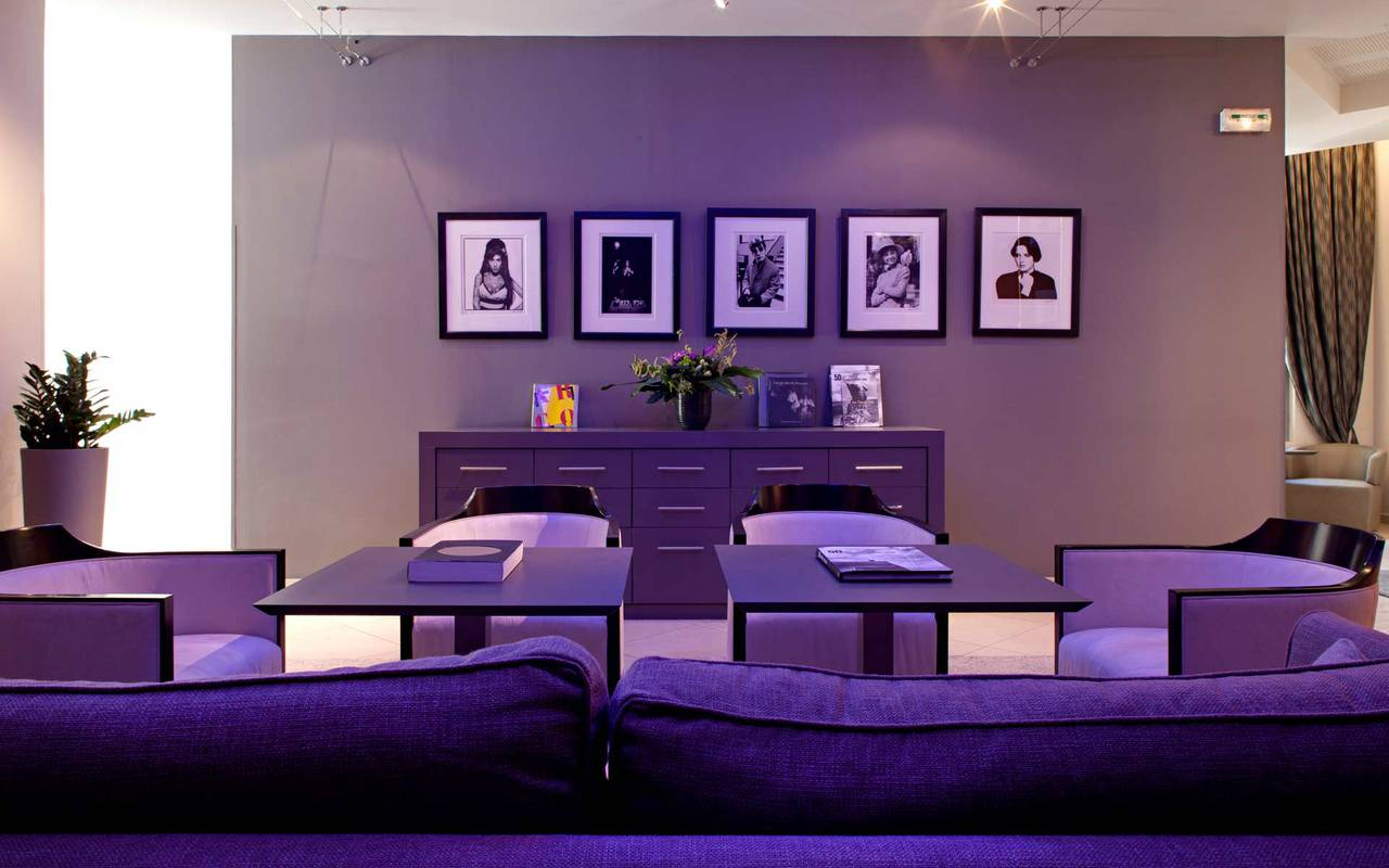Cosy atmosphere in our boutique hotel in south of France, seminar in provence, Hôtel de L'Image.