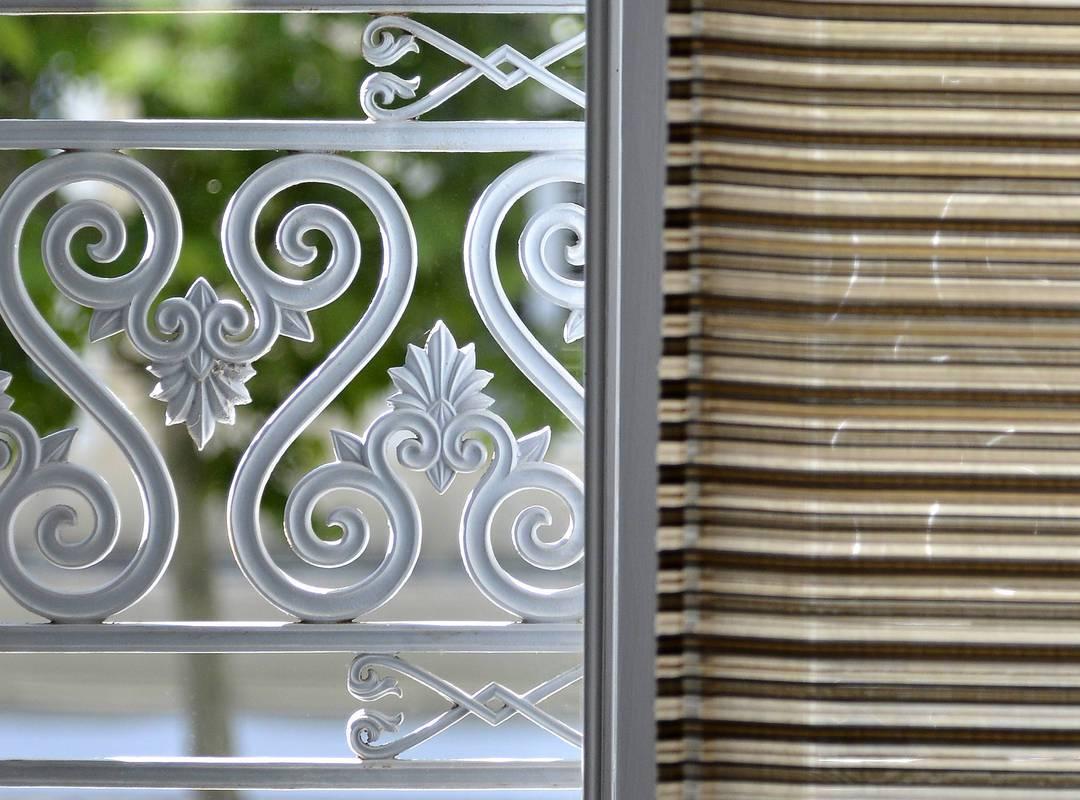Luxueuses chambres avec fenêtre hôtel de charme Saint-Rémy-de-Provence