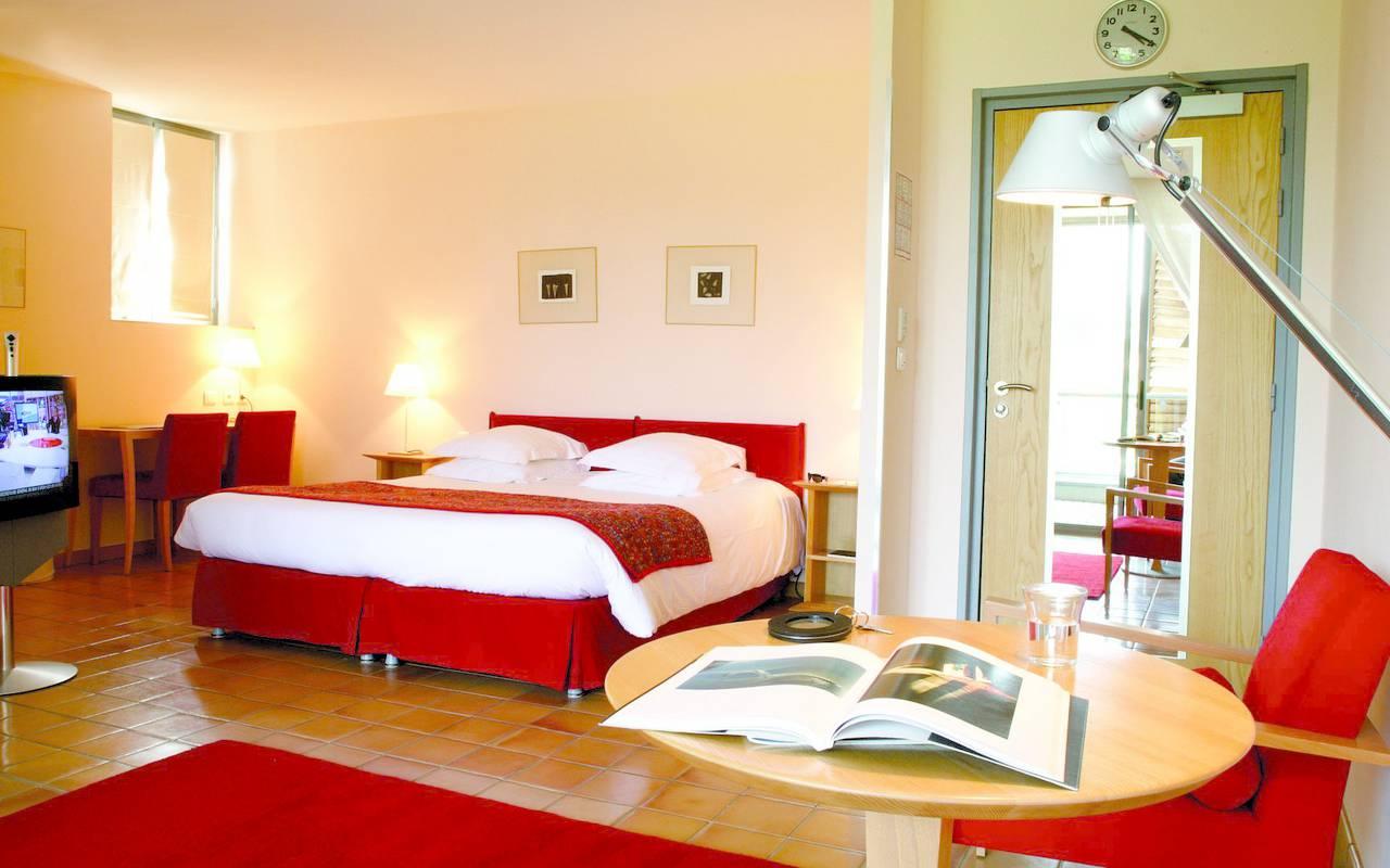 Suite de luxe hôtel de charme, hôtel provence luxe, Hôtel de L'Image.