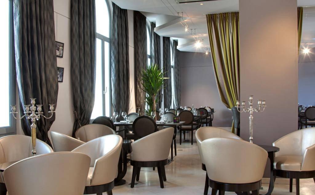 Ambiance chaleureuse hôtel restaurant spa Saint-Rémy-de-Provence